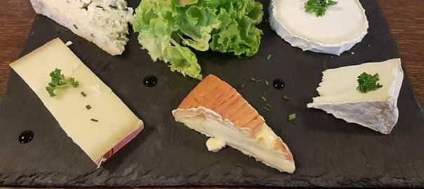 Planche Fromages au Restobar